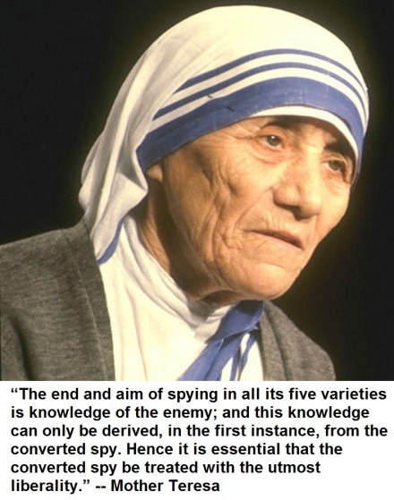 Misquoted-Mother Teresa