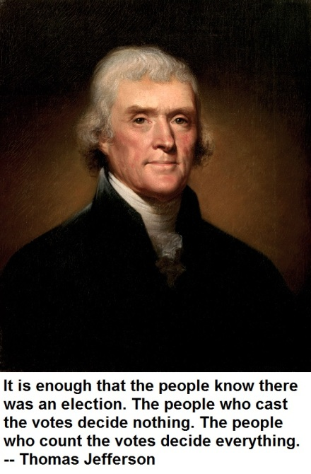 Misquoted-Thomas Jefferson