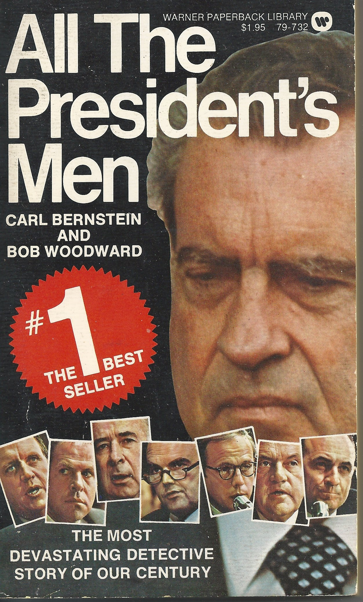 an analysis of the book all the presidents men by carl bernstein and bob woodward Bob woodward and carl bernstein books, all the president's men and the final days, and in the multiple academy award-winning movie of all the president's men.